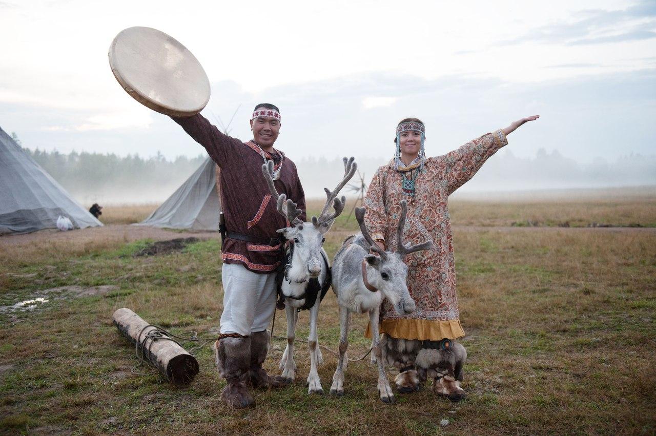 Народы степей картинка
